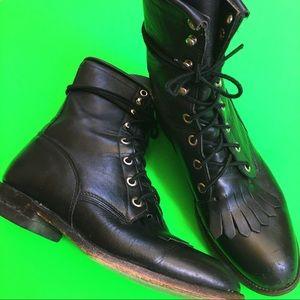 5d05069894429 Vintage Lace Up Boots for Women | Poshmark